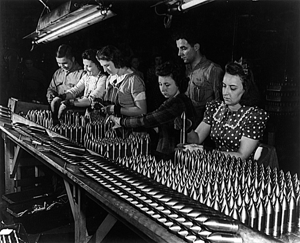 Women Working