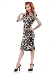 Spotted Lady Dress - Steady