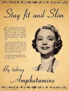 Weight loss 1940