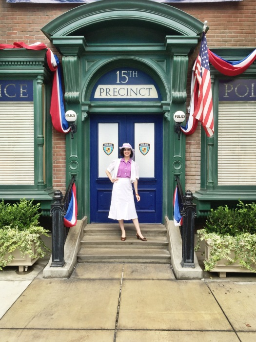 """Me Made: A 1930s """"Vintage Gal"""" Giveaway Skirt 